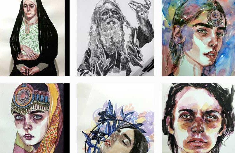 Following Their Passion 5 Kashmiri Women Artists You Must