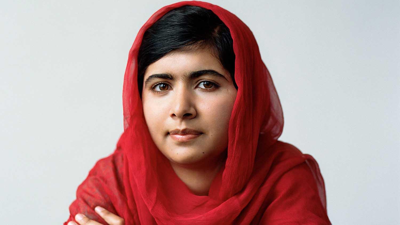 Image result for Nobel laureate  Malala Yousafzai latest pic in kashmir