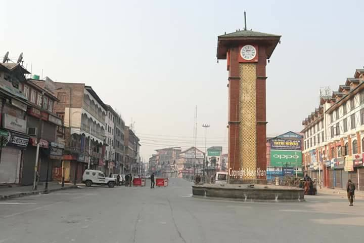 Republic Day observed as black day in Kashmir